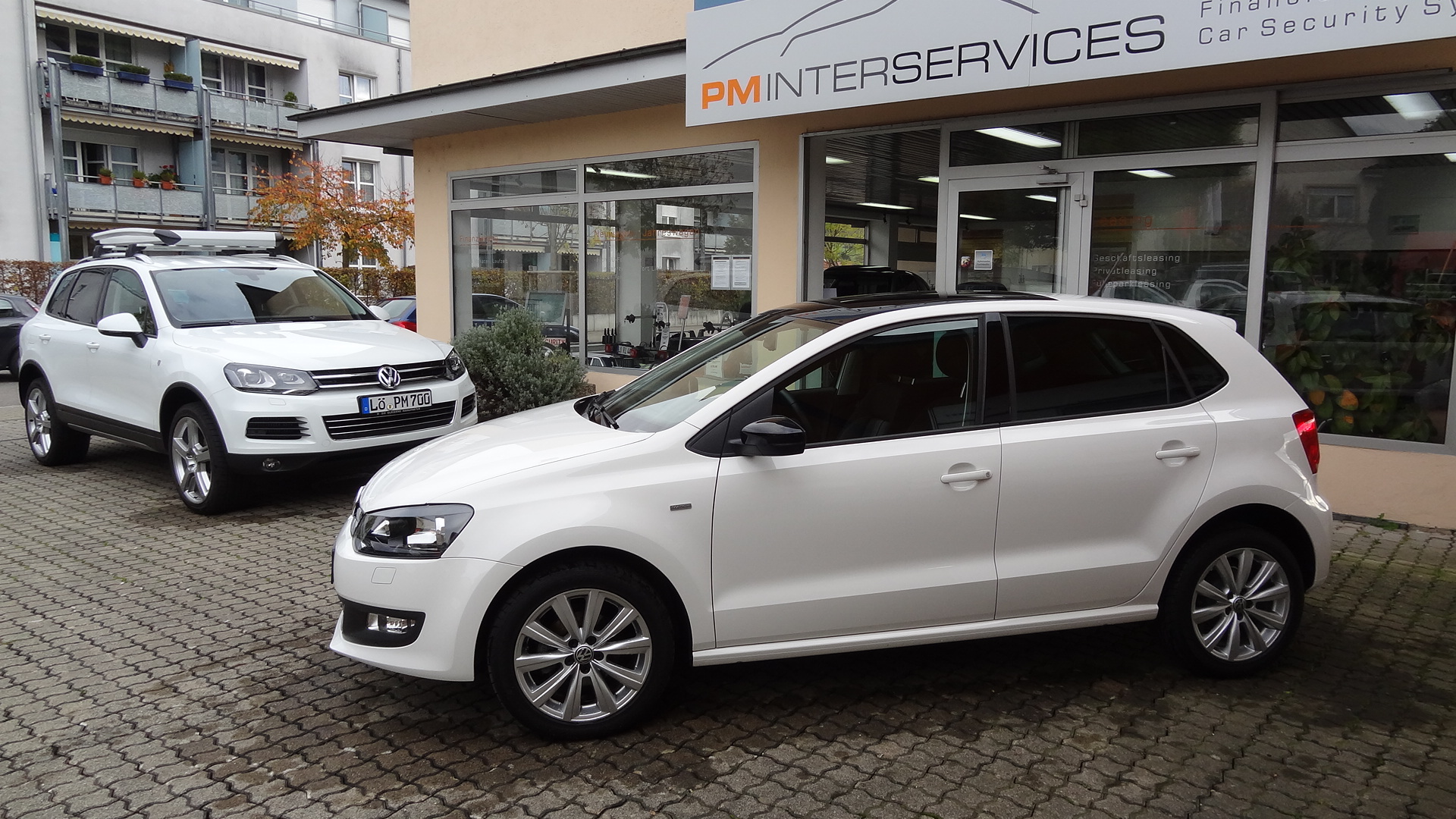 VW Polo (weiss)