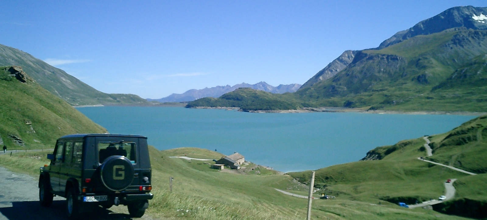Lac Cenis